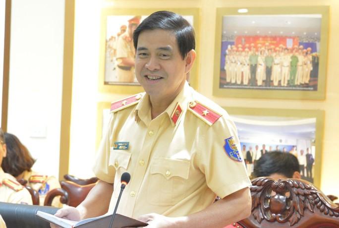 Phó tổng cục trưởng Tổng cục Hậu cần-Kỹ thuật làm tân Cục trưởng CSGT - Ảnh 2.