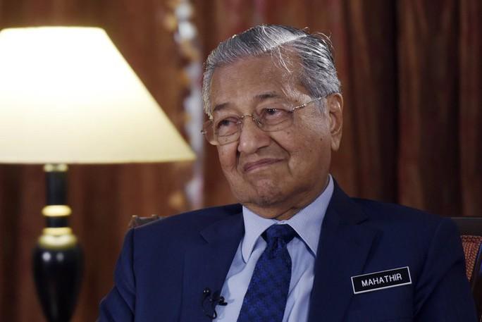 Malaysia muốn hủy các dự án tỉ USD với Trung Quốc - Ảnh 1.