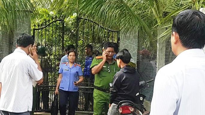 Vừa bắt được nghi phạm gây ra vụ thảm án rúng động Tiền Giang - Ảnh 2.