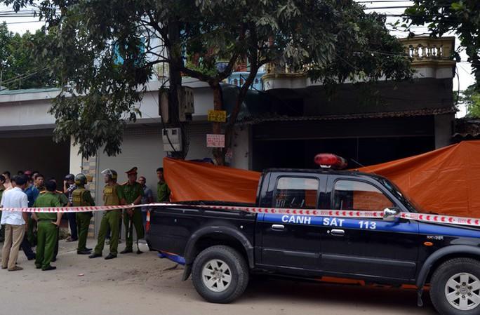 Nguyên nhân vụ nổ súng kinh hoàng làm 3 người chết ở Điện Biên - Ảnh 1.