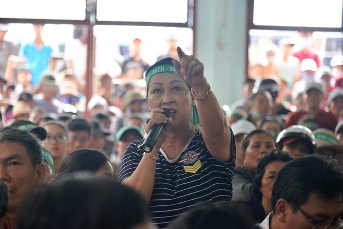 Quảng Ngãi cầu cứu Bộ TN-MT vụ dân chặn nhà máy rác - Ảnh 3.