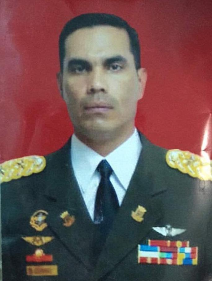 """Tướng Venezuela bị bắt về vụ """"ám sát Tổng thống Maduro"""" - Ảnh 1."""