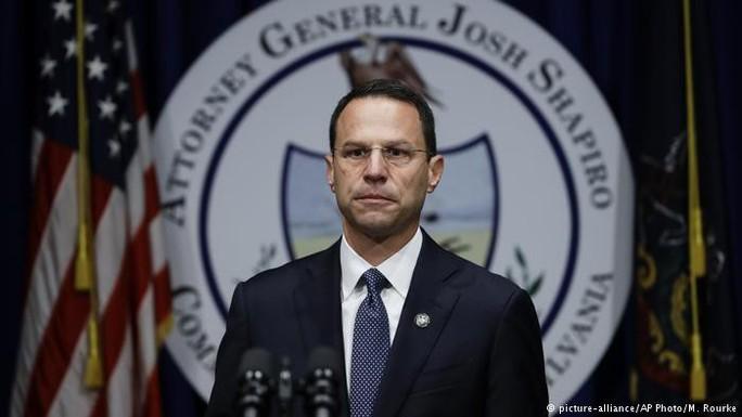 Mỹ: 301 linh mục tấn công tình dục hàng ngàn trẻ em - Ảnh 1.