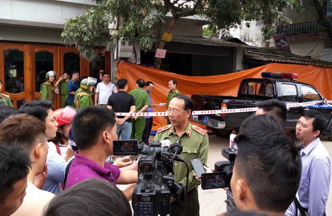 Giám đốc Công an Điện Biên nói gì về vụ nổ súng kinh hoàng, 3 người tử vong? - Ảnh 2.