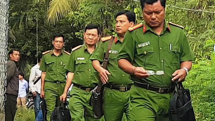 Vừa bắt được nghi phạm gây ra vụ thảm án rúng động Tiền Giang - Ảnh 3.