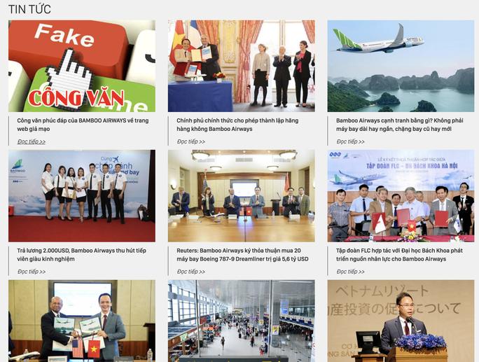 Bamboo Airways phản hồi yêu cầu gỡ bỏ thông tin không chính xác - Ảnh 1.