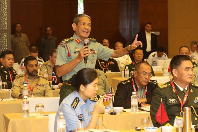 Quân đội Việt - Mỹ đồng chủ trì hội thảo Quản lý Lục quân Thái Bình Dương - Ảnh 2.
