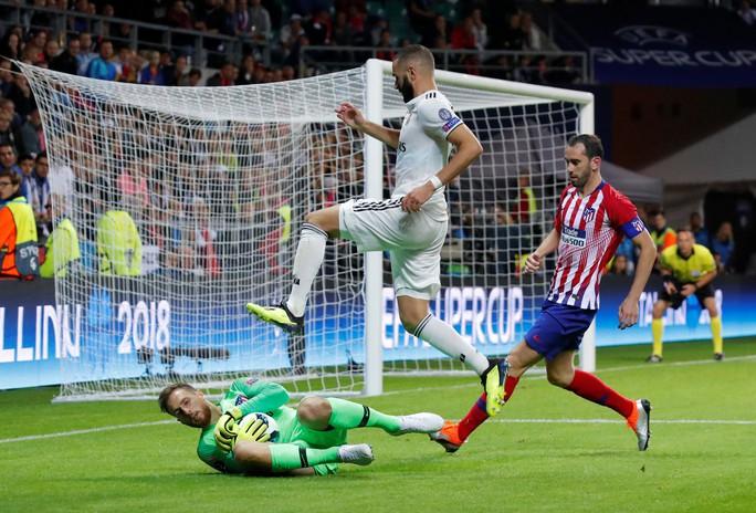 Derby siêu đỉnh, Atletico Madrid giành Siêu cúp châu Âu - Ảnh 3.