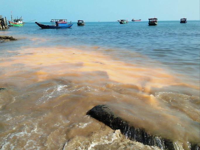 Sẽ không nhấn chìm 2,5 triệu m3 chất thải xuống đáy biển Hòn La - Ảnh 1.