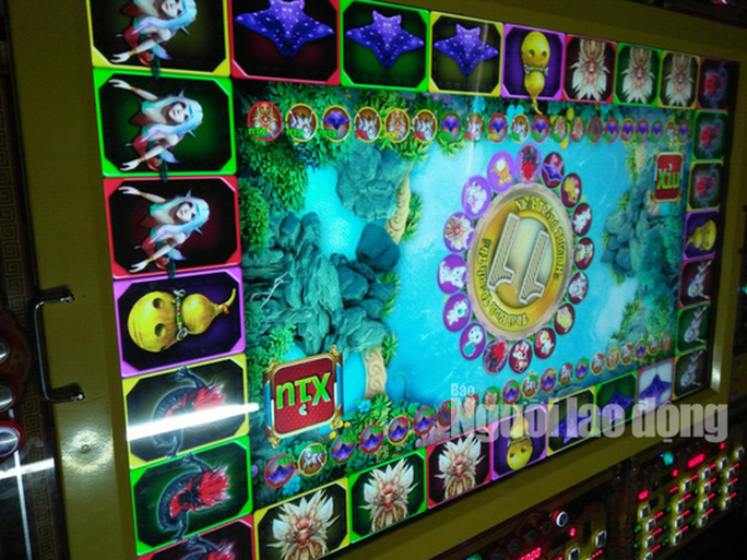 Làm rõ máy casino có dán tem kiểm định của Sở VH-TT-DL Bạc Liêu - Ảnh 1.