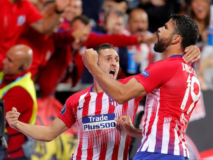 Derby siêu đỉnh, Atletico Madrid giành Siêu cúp châu Âu - Ảnh 2.
