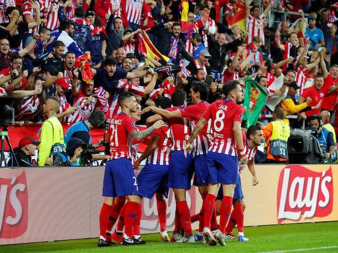 Derby siêu đỉnh, Atletico Madrid giành Siêu cúp châu Âu - Ảnh 5.