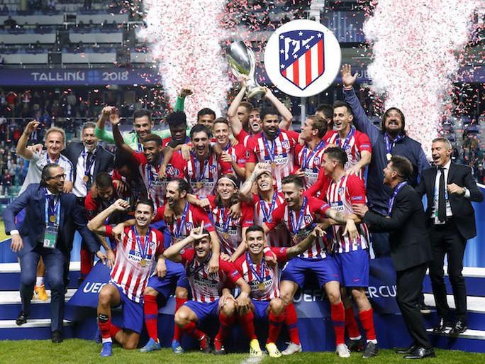 Derby siêu đỉnh, Atletico Madrid giành Siêu cúp châu Âu - Ảnh 10.