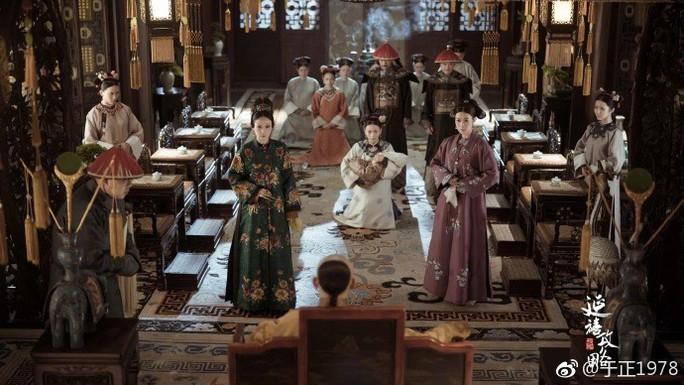 Phim Diên Hy công lược lập kỷ lục người xem - Ảnh 3.