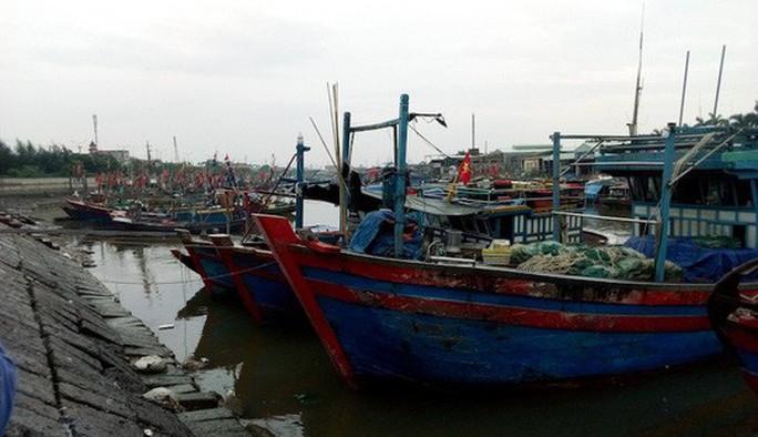 Bão số 4 có xu hướng di chuyển chậm lại, đe dọa Quảng Ninh - Nghệ An - Ảnh 4.