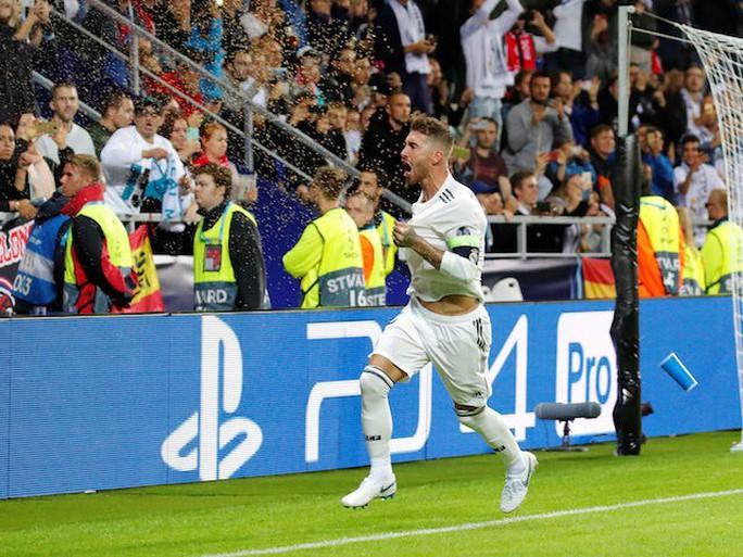 Derby siêu đỉnh, Atletico Madrid giành Siêu cúp châu Âu - Ảnh 4.