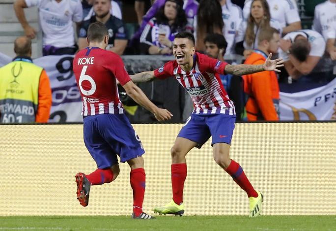Derby siêu đỉnh, Atletico Madrid giành Siêu cúp châu Âu - Ảnh 6.