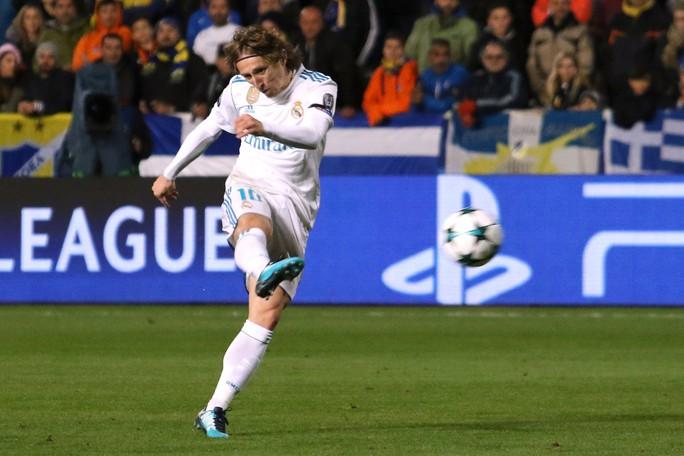 Real Madrid sẽ kiện Inter Milan lên FIFA - Ảnh 1.