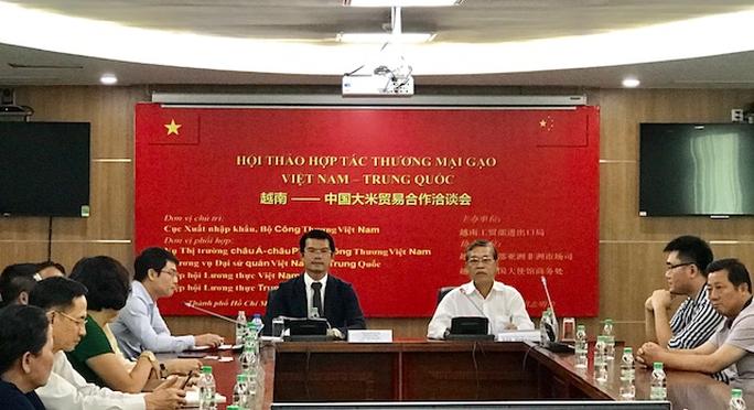 Bộ Công Thương mời doanh nghiệp Trung Quốc vào Việt Nam mua gạo - Ảnh 1.