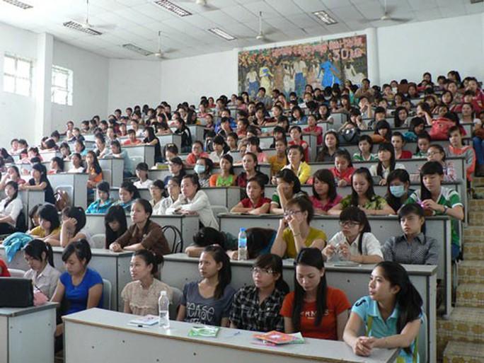 Nhiều sai phạm tài chính ở Trường CĐ Sư phạm Ninh Thuận - Ảnh 1.