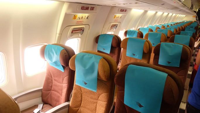 Bí mật cửa thoát hiểm trên máy bay - Ảnh 2.