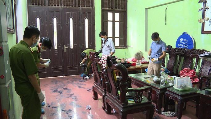 Thảm án 2 vợ chồng bị sát hại ở Hưng Yên: Nhận dạng nghi phạm - Ảnh 1.