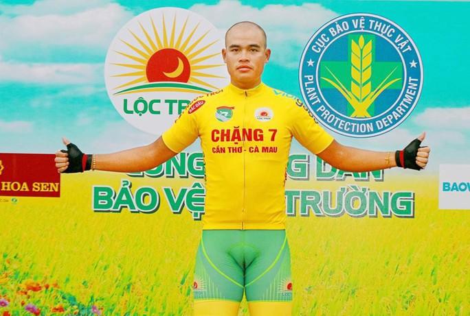 Trịnh Đức Tâm đoạt áo vàng chung cuộc - Ảnh 1.