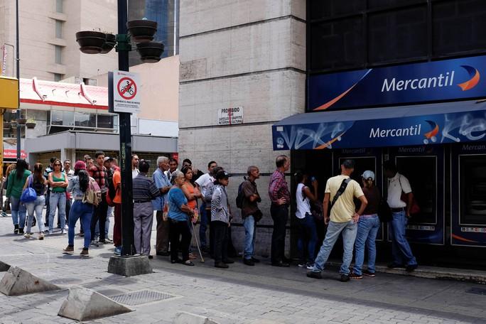 Cải cách tiền tệ phiêu lưu ở Venezuela - Ảnh 1.