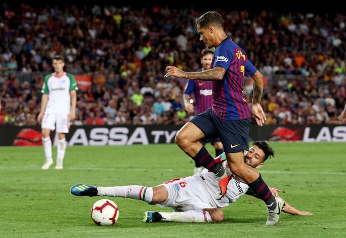 Messi lập cú đúp, Barcelona đại thắng Alaves ngày khai mạc - Ảnh 5.