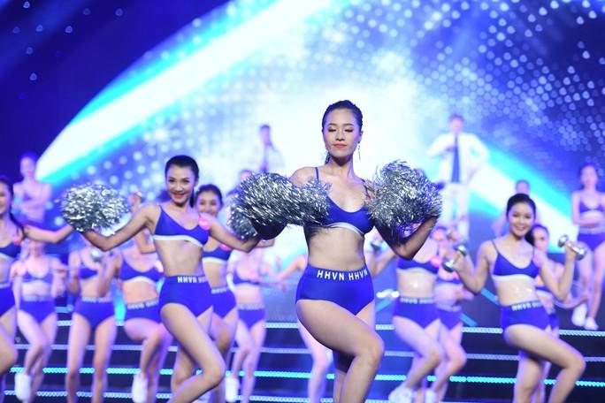 Hoa hậu Việt Nam 2018: trang phục thể thao hot không thua bikini - Ảnh 7.