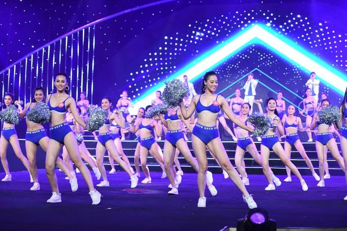 Hoa hậu Việt Nam 2018: trang phục thể thao hot không thua bikini - Ảnh 6.