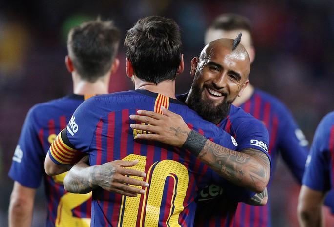 Messi lập cú đúp, Barcelona đại thắng Alaves ngày khai mạc - Ảnh 6.