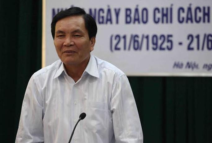 Ông Cấn Văn Nghĩa xin rút ứng cử chức Chủ tịch VFF khóa VIII - Ảnh 1.