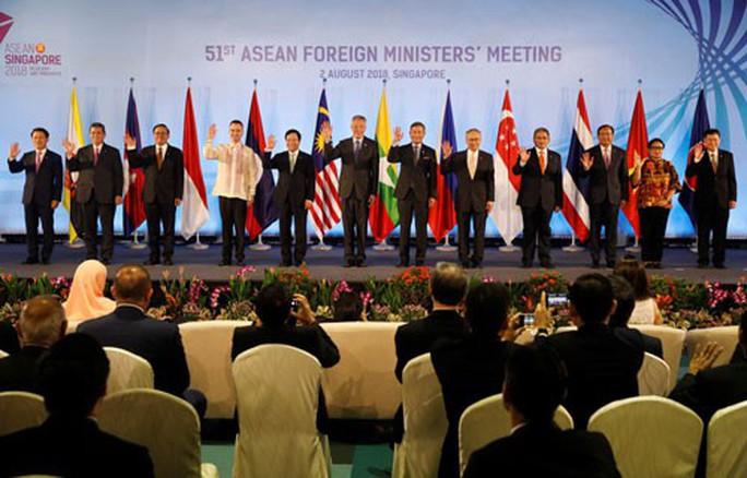Nâng cao khả năng tự cường của ASEAN - Ảnh 1.