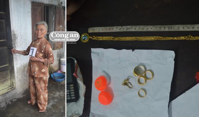 Cụ bà 70 tuổi đi bộ 15 km để... trộm vàng - Ảnh 1.