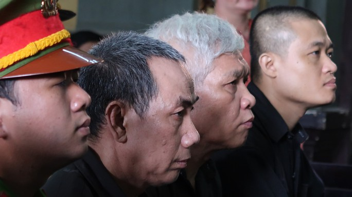 Tuyên tử hình 5 người trong đường dây ma túy khủng tại TP HCM - Ảnh 1.