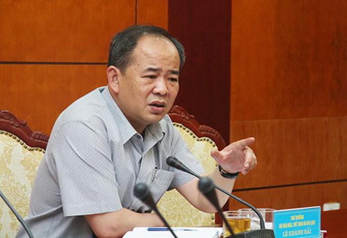 """Bộ VH-TT-DL """"chốt"""" ông Lê Khánh Hải ra tranh cử Chủ tịch VFF - Ảnh 1."""
