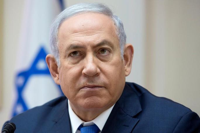 Israel dọa tấn công nếu Iran chặn eo biển quan trọng - Ảnh 1.