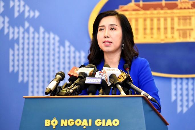 Việt Nam nói về thông tin mua vũ khí Mỹ trị giá 100 triệu USD - Ảnh 1.