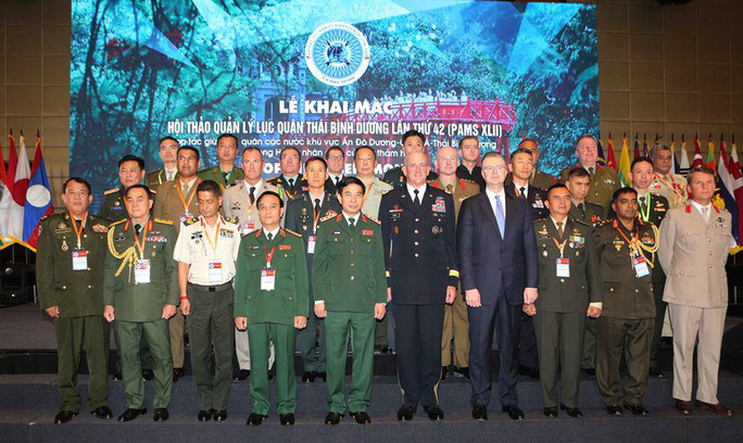 Tư lệnh Lục quân Mỹ: Sẵn sàng hỗ trợ, giúp đỡ các nước trong khu vực - Ảnh 9.