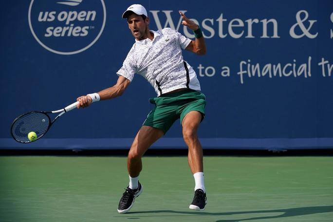 US Open 2018: Nadal dễ thở, Federer chung nhánh Djokovic - Ảnh 3.