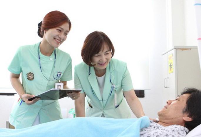Cơ hội nghề nghiệp hấp dẫn cho điều dưỡng Việt Nam tại Đức - Ảnh 1.