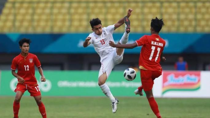 Thái Lan, Myanmar về nước, Olympic Việt Nam gặp Bahrain - Ảnh 3.