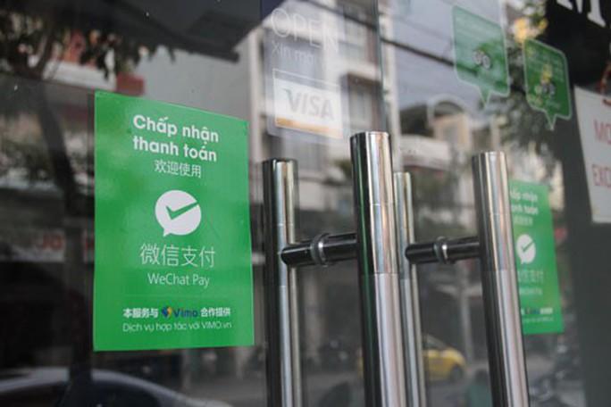 Ngăn chặn khách Trung Quốc thanh toán chui - Ảnh 1.