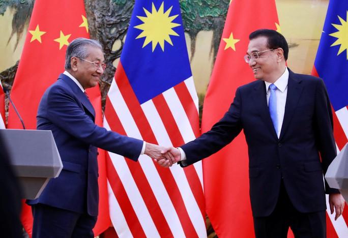 Malaysia nói không với tiền Trung Quốc - Ảnh 1.