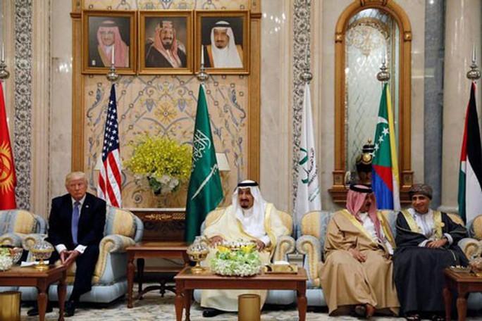 NATO Ả Rập: Liên minh chuyển lửa - Ảnh 1.