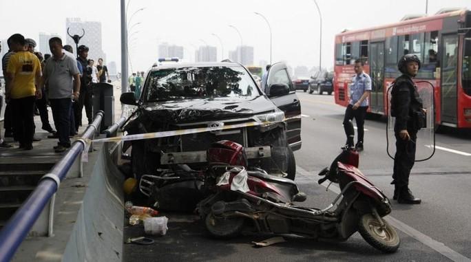 Trung Quốc: Cuộc trả thù vì tình thảm khốc - Ảnh 1.