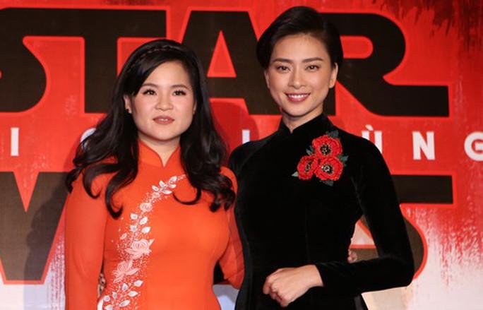 Diễn viên gốc Việt vạch trần sự kỳ thị chủng tộc ở Mỹ - Ảnh 2.