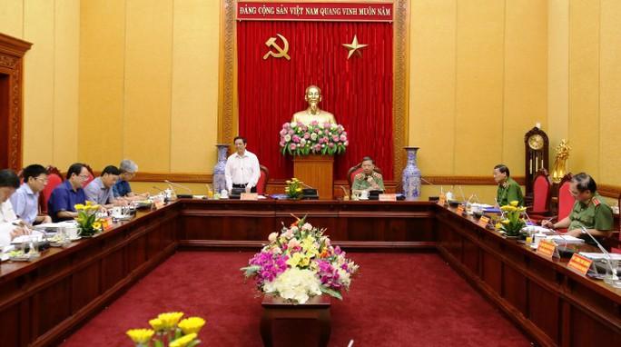 Kiện toàn Đảng ủy Công an Trung ương nhiệm kỳ 2015-2020 - Ảnh 2.