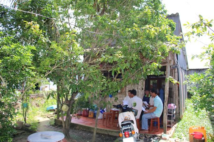 Nhà vườn trồng quýt hồng Lai Vung kêu cứu vì bị quỵt tiền - Ảnh 3.